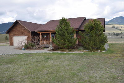 Lincoln County Single Family Home For Sale: 537 Hunter Lane