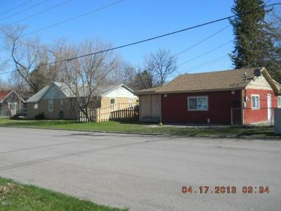 Kalispell Multi Family Home For Sale: 604&6041/2 9th Avenue West