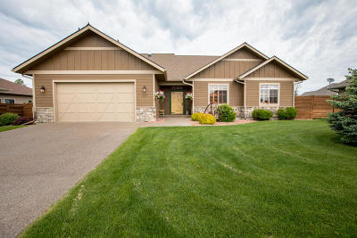 Kalispell Single Family Home For Sale: 127 Owl Creek Trail