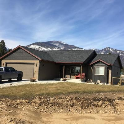 Florence MT Single Family Home For Sale: $320,000
