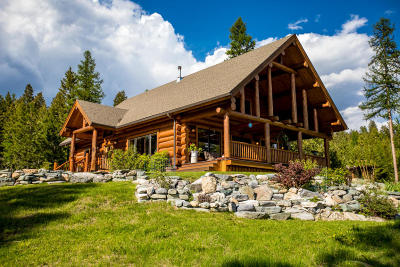 Flathead County Single Family Home For Sale: 415 Triplett Road