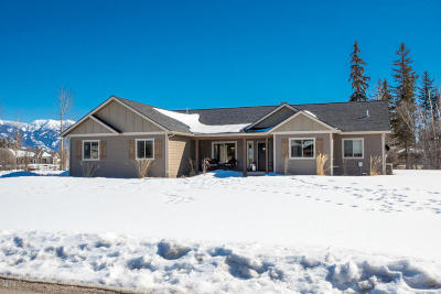 Kalispell Single Family Home For Sale: 40 Shadow Creek Trail