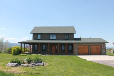Kalispell Single Family Home For Sale: 784 Farm Road