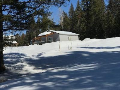 Flathead County Single Family Home For Sale: 372 Sherman Lane