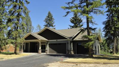 Kalispell Single Family Home For Sale: 181 Bison Circle