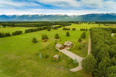 Flathead County Single Family Home For Sale: 304 Rocky Woods Lane