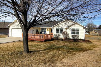 Missoula MT Single Family Home For Sale: $413,600