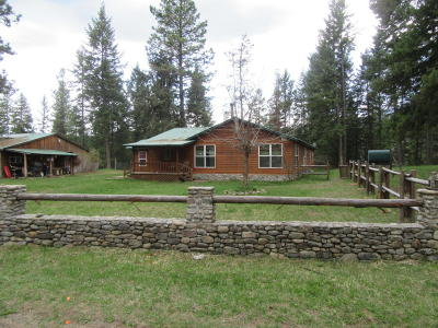 Lincoln County Single Family Home For Sale: 2998 Us Hwy 2