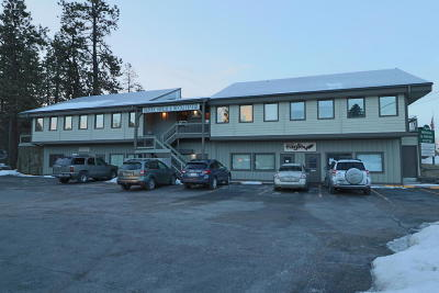 Bigfork Commercial Under Contract Taking Back-Up : 8299 Mt Highway 35