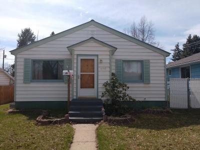 Kalispell MT Single Family Home For Sale: $244,950