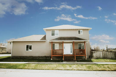 Missoula MT Single Family Home For Sale: $267,500