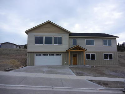 Missoula MT Single Family Home For Sale: $375,000