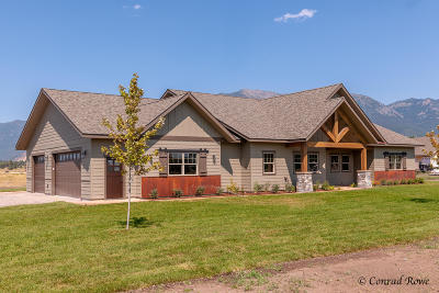 Flathead County Single Family Home For Sale: 21 Towering Pine Court