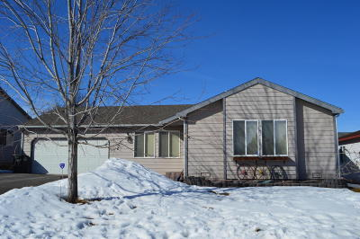 Flathead County Single Family Home For Sale: 1583 Condor Drive