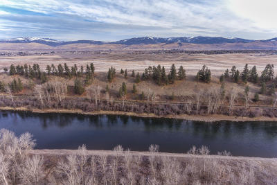 Missoula Residential Lots & Land For Sale: Nhn Kona Ranch Road