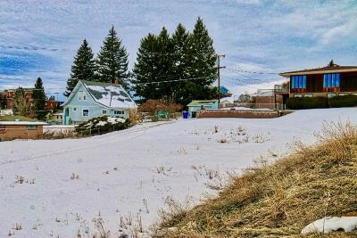 Butte Residential Lots & Land For Sale: Lots 5-8 West Copper Street