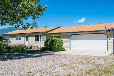Florence MT Single Family Home For Sale: $230,000
