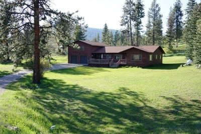 Polson MT Single Family Home For Sale: $360,000