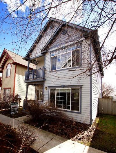 Missoula Single Family Home For Sale: 1327 Bridgecourt Way