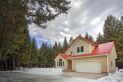 Bonner, Potomac Single Family Home For Sale: 19500 Highway 200 East
