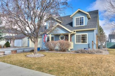 Hamilton Single Family Home Under Contract Taking Back-Up : 108 Meadow Drive