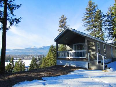 Lincoln County Single Family Home For Sale: 1469 Kootenai River Road