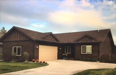 Columbia Falls, Hungry Horse, Martin City, Coram Single Family Home For Sale: 538 Starlily Way