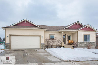 Kalispell Single Family Home For Sale: 436 Northridge Drive
