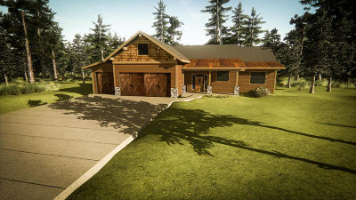 Kalispell Single Family Home For Sale: 1062 Moon Bow Loop