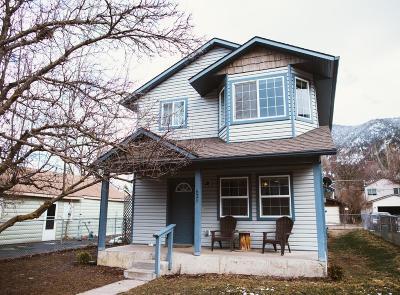 Missoula Single Family Home For Sale: 625 Minnesota Avenue