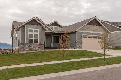 Kalispell MT Single Family Home For Sale: $588,955