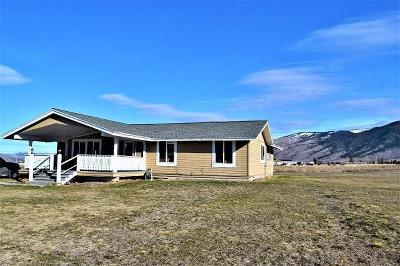 Arlee MT Single Family Home For Sale: $186,000