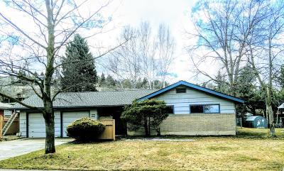 Missoula Single Family Home For Sale: 239 Dixon Avenue
