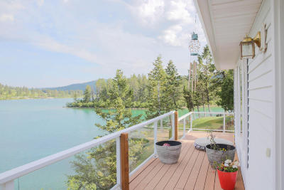 Kalispell Single Family Home For Sale: 116 Treasure Island Way