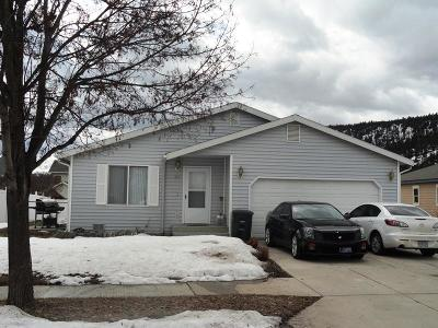 Kalispell Single Family Home For Sale: 310 Bismark Street
