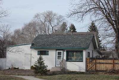 Missoula Single Family Home Under Contract Taking Back-Up : 2000 South 14th Street West