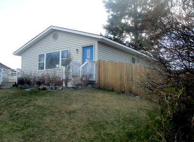 Kalispell Single Family Home For Sale: 304 Harrison Boulevard