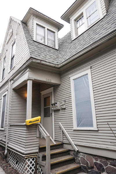 Multi Family Home For Sale: 332-334 East Broadway