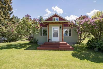 Stevensville Single Family Home For Sale: 1248 Clover Lane