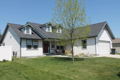 Flathead County Single Family Home For Sale: 45 Vista Loop