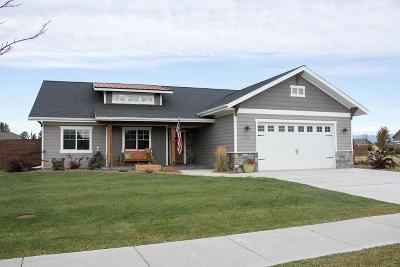 Flathead County Single Family Home For Sale: 127 Stryker Peak Trail