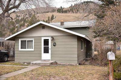 Missoula Single Family Home For Sale: 344 Montana Avenue