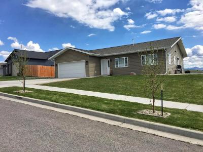 Missoula Single Family Home For Sale: 8626 Snapdragon Drive