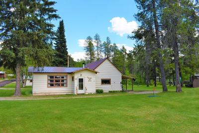 Flathead County Single Family Home For Sale: 10142 Hwy 2 East