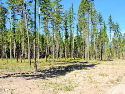 Flathead County Residential Lots & Land Under Contract Taking Back-Up : 1042 Timber Ridge Court