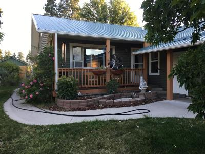 Columbia Falls Single Family Home For Sale: 805 Scenic