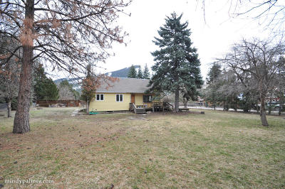 Missoula Single Family Home For Sale: 2126 Collins Lane