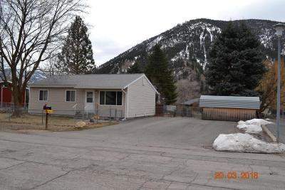 Missoula Single Family Home For Sale: 713 Montana Avenue