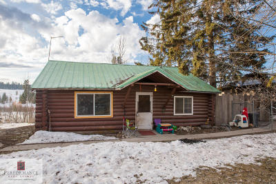 Flathead County Single Family Home For Sale: 2572 U.s. Hwy 2 West