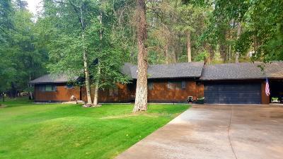 Bigfork Single Family Home For Sale: 600 Peaceful Drive